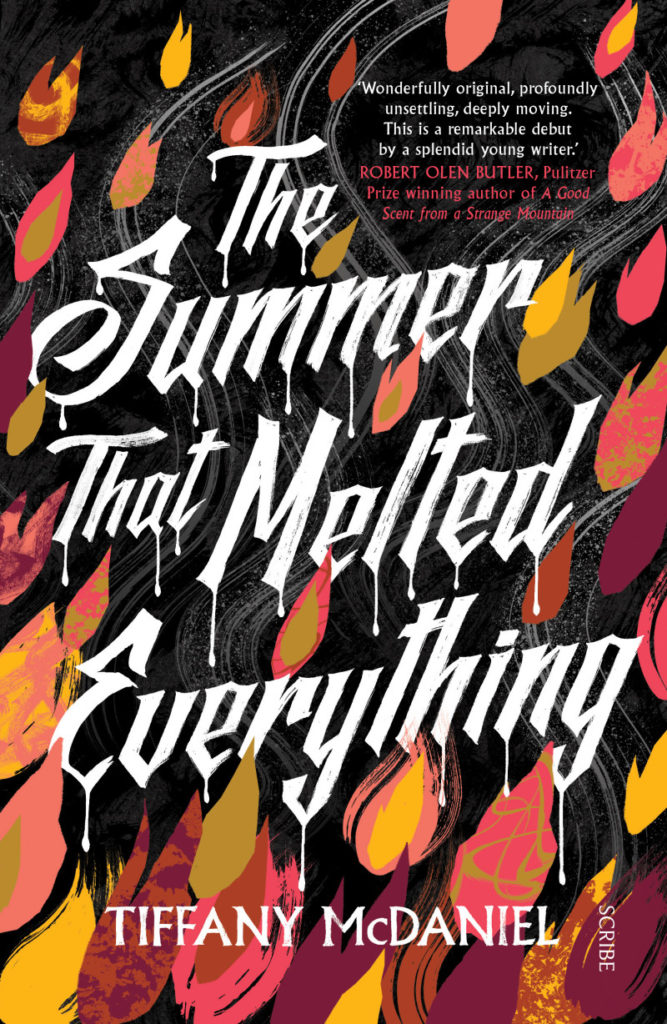 Portada libro The Summer That Melted Everything