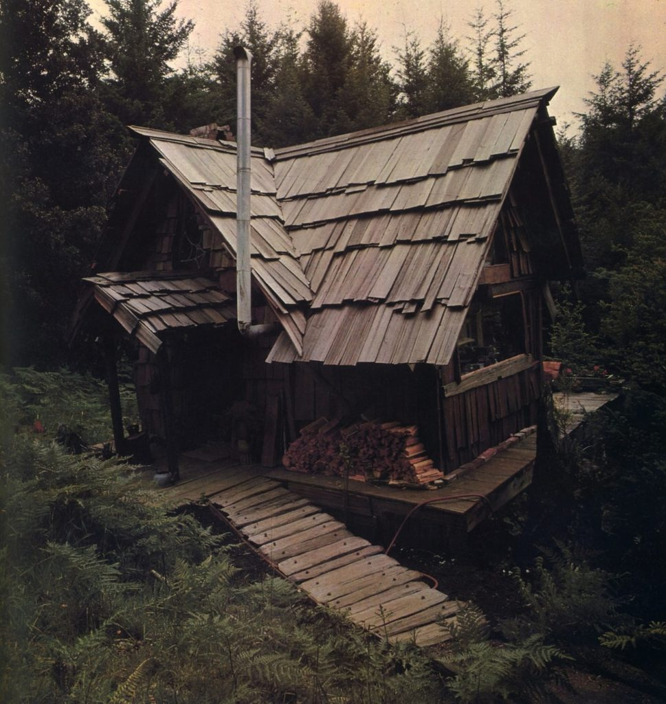 la cabaña del escritor procastinación