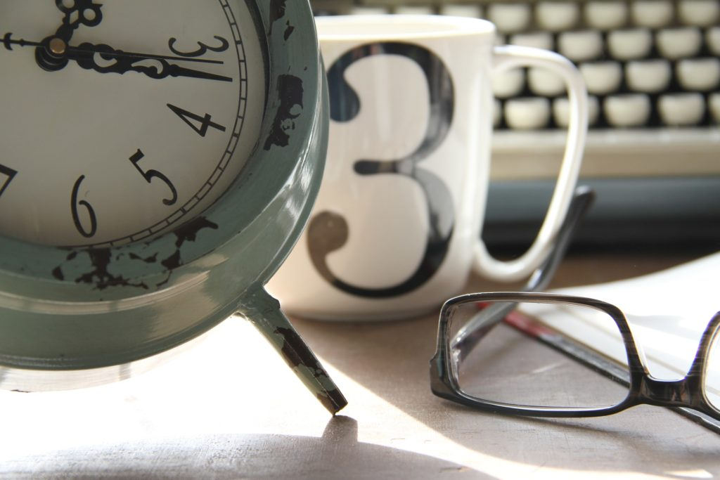 procastinar escribir tiempo