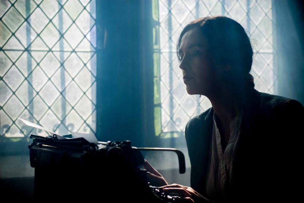 la voz del escritor