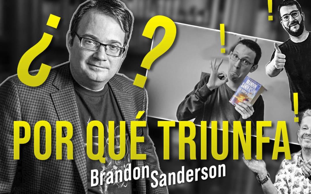 BRANDON SANDERSON – 7 razones de su éxito